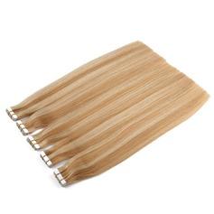 5A Virgin / remy Tout droit les cheveux humains Ruban dans les extensions de cheveux 20PCS 40g