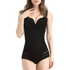 Femmes Sexy/élégante De chinlon/Nylon Respirabilité Le maillot de corps Corsets
