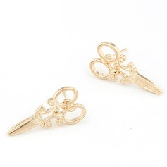 Scissors Alloy Women's Fashion Earrings