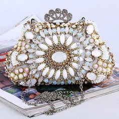 Fashional Alloy Clutches/Satchel