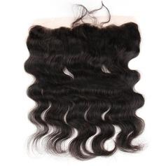 "13""*4"" 4A Nicht remy Körper Menschliches Haar Bedeckung (Einzelstück verkauft) 60g"