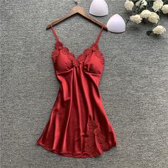 Imitated Silk Sleepwear