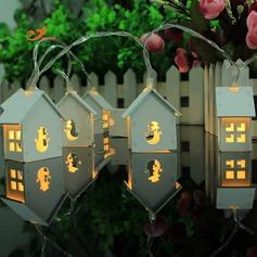 House shape Led twinkle light