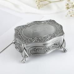 Bride Lahjat - Henkilökohtaista Classic Metalliseos Korut laatikko (255170422)
