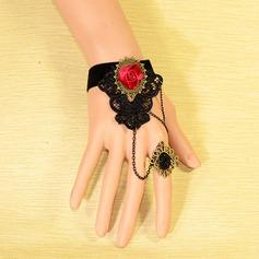 Sexy Legering Kant Vrouwen Fashion Armbanden