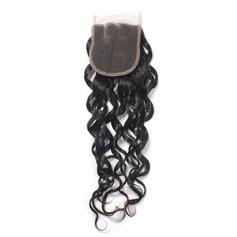 """4""""*4"""" 4A Tief Menschliches Haar Bedeckung (Einzelstück verkauft)"""