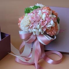 Изысканный Атлас Свадебные букеты -