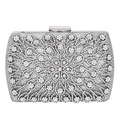 Elegant/Charming/Pretty Crystal/ Rhinestone Clutches/Bridal Purse/Evening Bags (012221690)