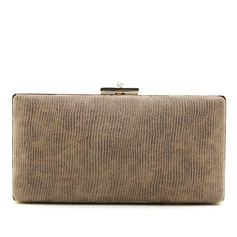 Delicate Fabric Clutches