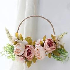 Klassische Art/Nizza Schön/Rund Künstliche Blumen Hochzeits Dekoration