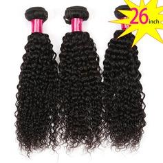 26 inch 8A Brazilian Virgin Human Hair Kinky Curly(1 Bundle 100g)