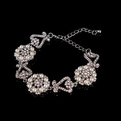 Fashional Alloy/Rhinestones Ladies' Bracelets