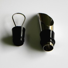 Simple Stainless Steel Bottle Stoppers/Wine Pourer