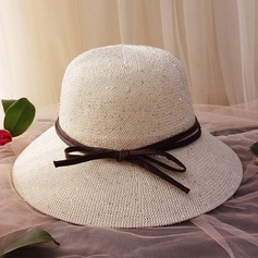 Ladies ' Gorgeous/Glamourøse/Classic/Elegant Polyester Diskette Hat