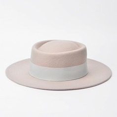 Stellen ' Het oog Springende/Heetste Wol Fedora Hat/Kentucky Derby Hats