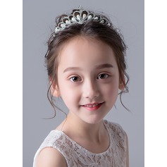 Alloy With Rhinestones Tiaras (198154834)