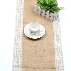 Tablecloth Linen (Sold in a single piece) Simple Table Centerpieces
