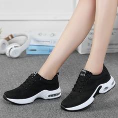 Women's Cloth Modern Sneakers Dance Shoes