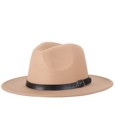 Unisex Estilo clásico Fieltro Sombrero de fieltro