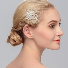 Luxe Legering Kammen & Haarspeldjes (Verkocht in één stuk)