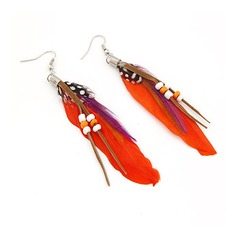 Nice Iron Women's Fashion Earrings