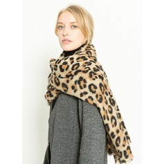 Leopard Neck/Cold weather Acrylic Scarf