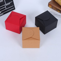 Classic/Simple Cuboid Card Paper Favor Boxes