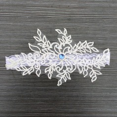 Pure Wedding Garters