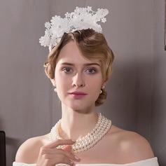 Damen Schön Polyester Kopfschmuck/Tea Party Hüte