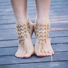 Alloy Foot Smykker (Myyty yhtenä palana)