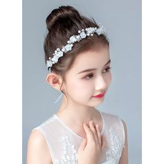 Alloy/Imitation Pearls/Crystal Headbands