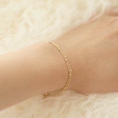 Anti-oxidation Delicate Chain Chain Bracelets -