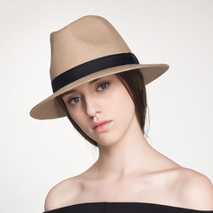 Unisex Estilo clásico/Simple Sombrero de Panamá