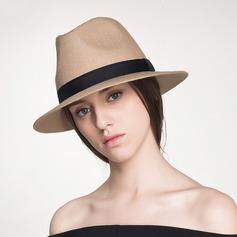 Unisexe Style Classique/Simple Panama