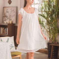 Modal/Tulle Girly Bridal/Feminine Sleepwear
