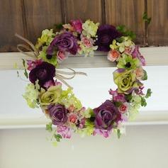 Nice Rattan Straw Decorations/Headdress Flower -