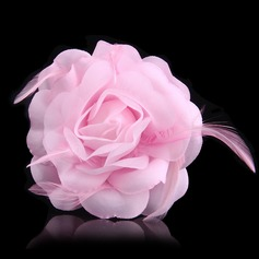Simple And Elegant Organza Boutonniere (Sold in a single piece) - Boutonniere