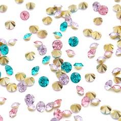 """1/6""""(0.4cm) Nizza Diamantstücke (tasche von 2000)"""