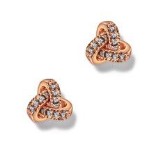 Mode Alliage/Zircon de avec Zircon cubique Boucles d'oreilles