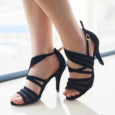Femmes Talons Sandales Latin Chaussures de danse