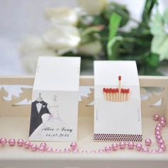 Personalized Bride And Groom Hard Card Paper  (118031592)