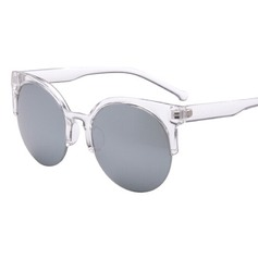 UV400 Retro/Vintage Round Sun Glasses (201083509)