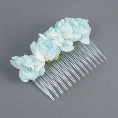 Maravilloso papel La muchacha de flor celada