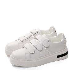 Women's leatherette With Velcro Sneakers (247147921)