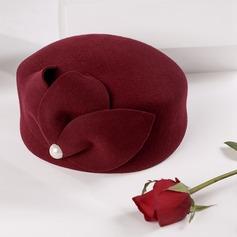 Dames Mooi/Speciaal/Elegant Wol Baret van Hat