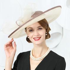 Damer' Elegant/Unik/Iögonfallande Batist Basker Hat
