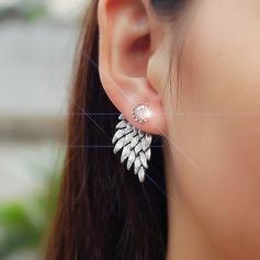 Nice Legering Ladies ' Mode øreringe
