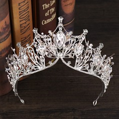 Ladies Eye-catching Alloy Tiaras (Sold in single piece) (042191883)