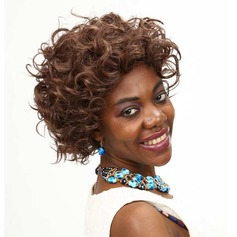 High temperature Curly Pixie Synthetic Wigs African American Wigs (219123951)