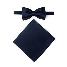 Stile classico Papillon Piazza Pocket charmeuse